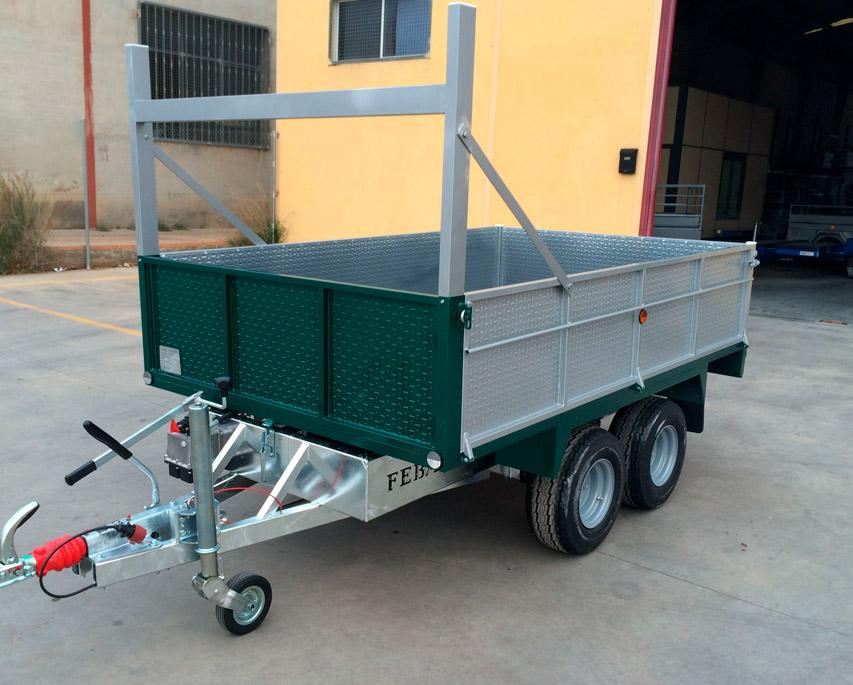Remolque-2-ejes-basculante-hidraulico-bomba-manual