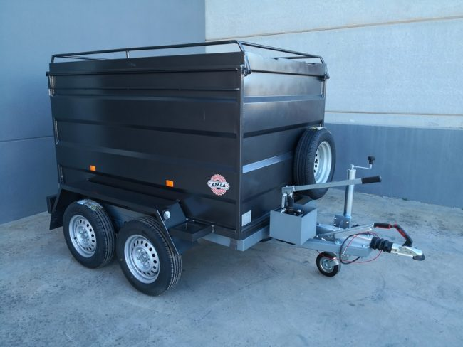 furgon 750 kg 2 ejes